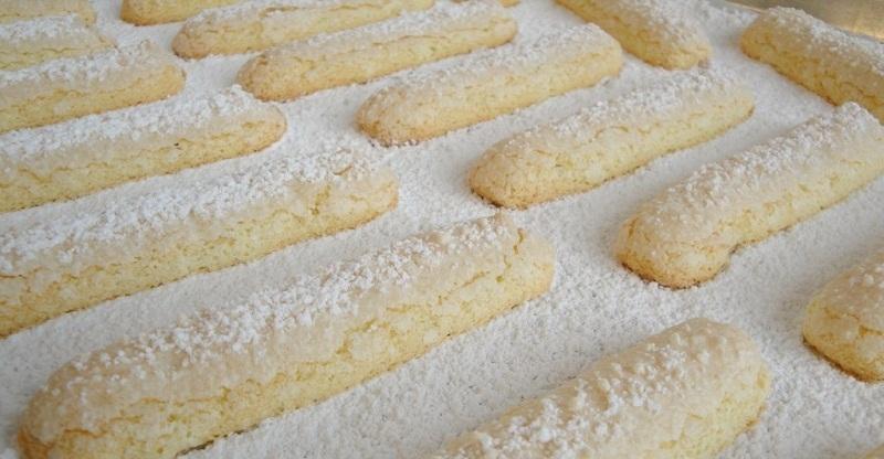 Печиво «Дамські пальчики»