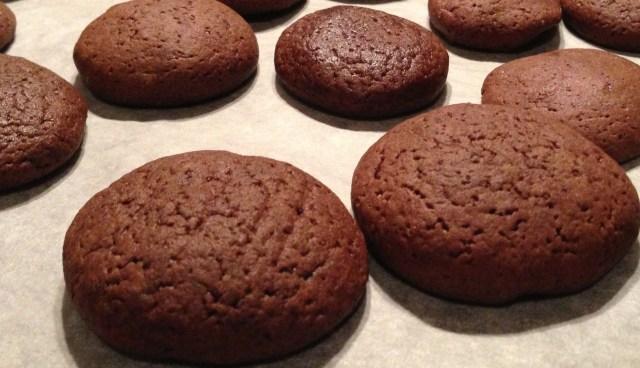 Домашнє шоколадне печиво