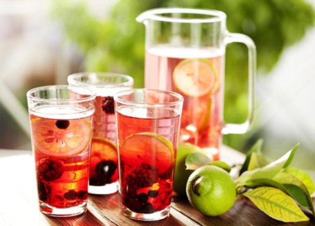 Цікаві прохолодні літні напої