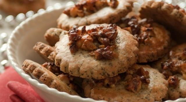 Маково-горіхове печиво