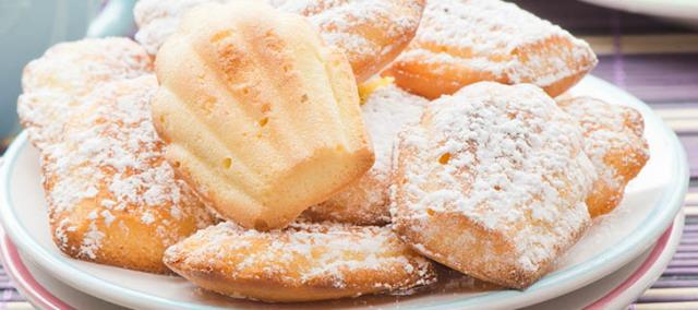 Печиво Мадлен
