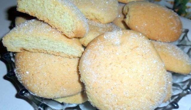 Печиво на огірковому розсолі