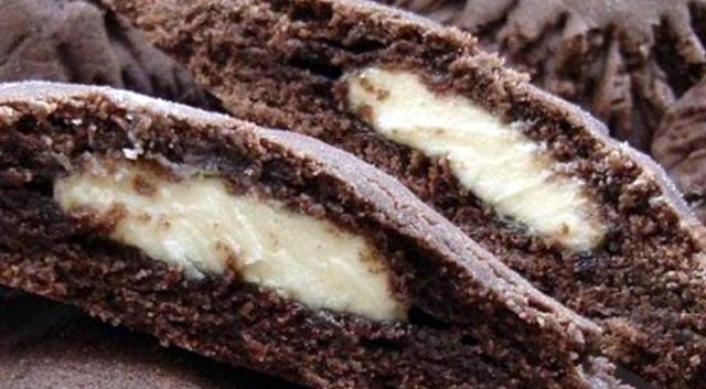 Подвійне шоколадне печиво від Дж. Олівера