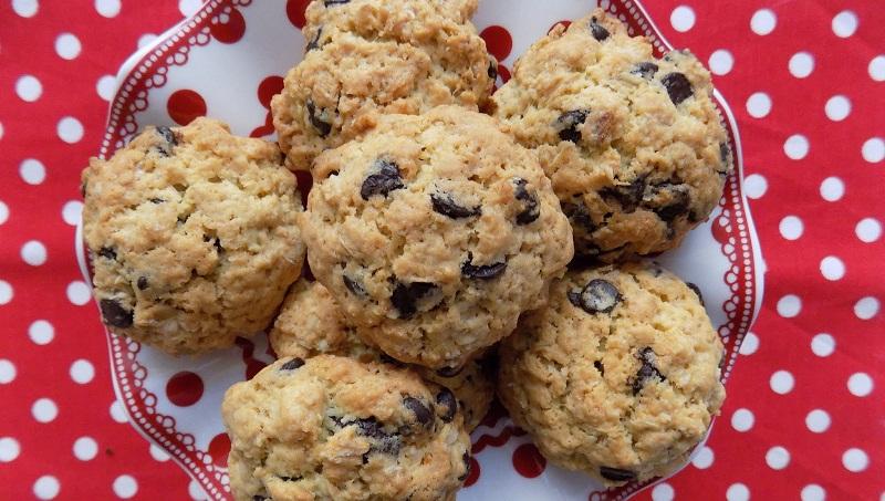 Подвійне шоколадне печиво