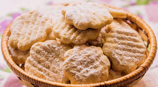 Просте печиво на амонію