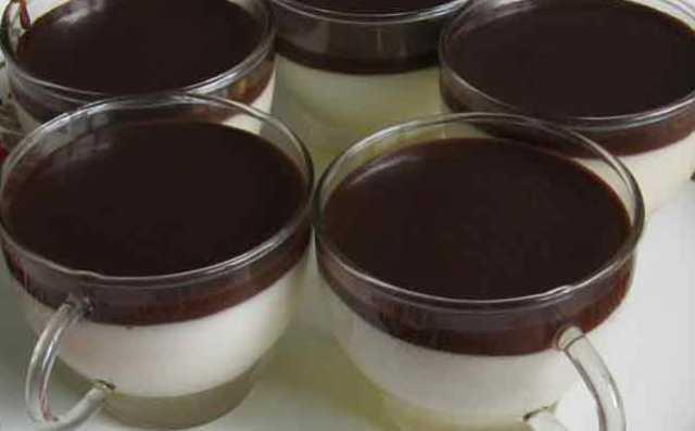 Десерт Пташине молоко