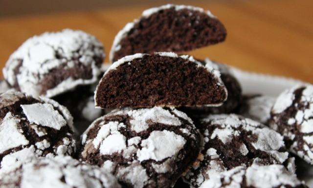 Шоколадне трюфельне печиво