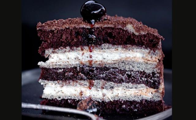 Торт Опіум
