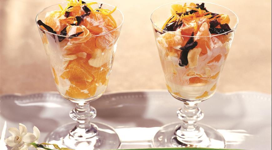 Зимовий фруктовий салат